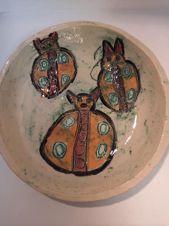 Grote afbeelding Schalen van keramiek