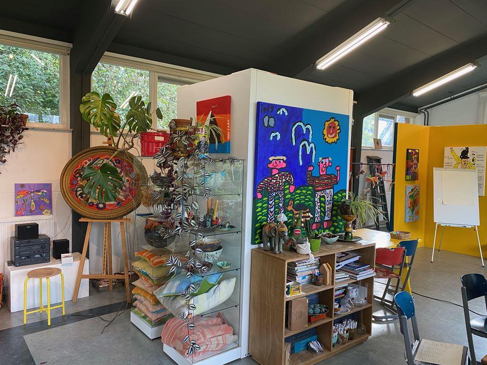 Teamfoto van Galerie Art Brut 058